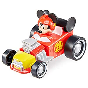 Fisher-Price Disney Mickey & The Roadster Racers, Pull 'n Go Hot Rod