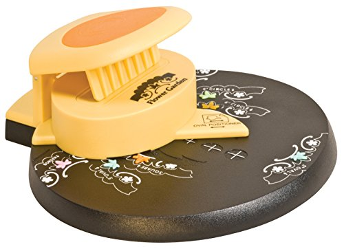 Blue Hills Studio BHS613 Magnetic Multi-Shaper Punch, Flower Garden