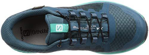 Atlantis XA Mallard Pond Women's Shoe GTX Elevate Blue Running Reflecting Salomon ZgwqR4x