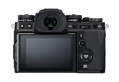 "Fujifilm X-T3 26.1 MP Mirrorless Camera Body (APS-C X-Trans CMOS 4 Sensor, X-Processor 4, EVF, 3"" Tilt Touchscreen, Fast & Accurate AF, Face/Eye AF, 4K/60P Video, Film Simulation Mode) - Black 4"