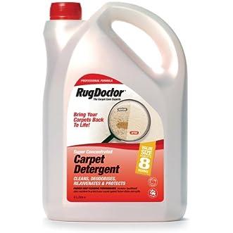 Rug Doctor Carpet Detergent, 4 Litre