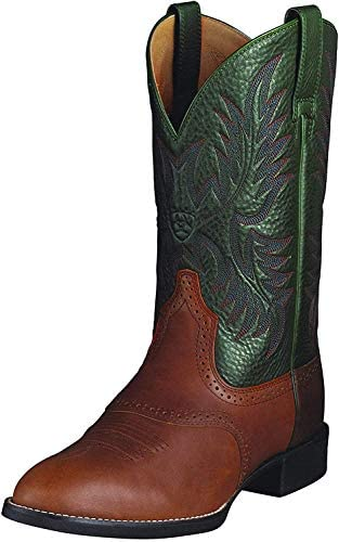 Remarkable Deal on Ariat Heritage Stockman (Native Nutmeg