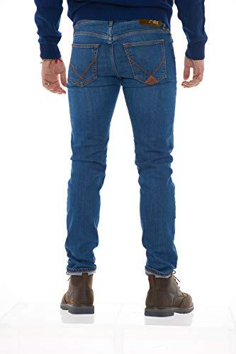 Jeans Roger's Roy 529 Zonta Denim Uomo Elast Rr's 5g5xw