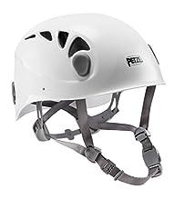 PETZL - ELIOS, Durable Multi-Purpose Helmet, Size 1, White, 4 Pack