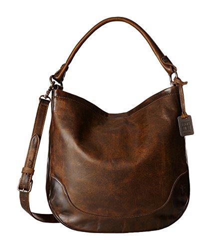 Melissa Dark Women's Brown Hobo FRYE Bag nP5YqSww