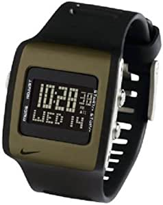 Nike Mettle Black Mens Watch WC0037-077