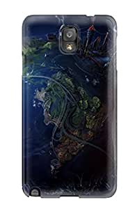 Albert R. McDonough's Shop New Style Hard Case Cover For Galaxy Note 3- Sci Fi 9122826K52804725