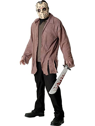 Jason Costume (Jason Adult Costume -)