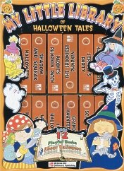 My Little Library of Halloween Tales (My Little Library Board Books) -