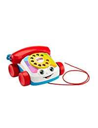 Fisher-Price Chatter Telephone [Open Tray Package] BOBEBE Online Baby Store From New York to Miami and Los Angeles