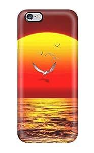 ElsieJM Slim Fit Tpu Protector PSsbzmr1054jjjkO Shock Absorbent Bumper Case For Iphone 6 Plus