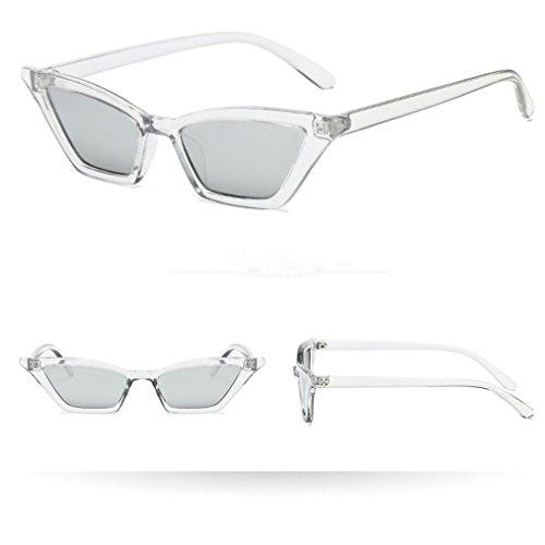 Rameng Eye Fashion Ladies soleil Yqt80510196e de Cat rétro Femmes Man lunettes lunettes Vintage 16WHU1
