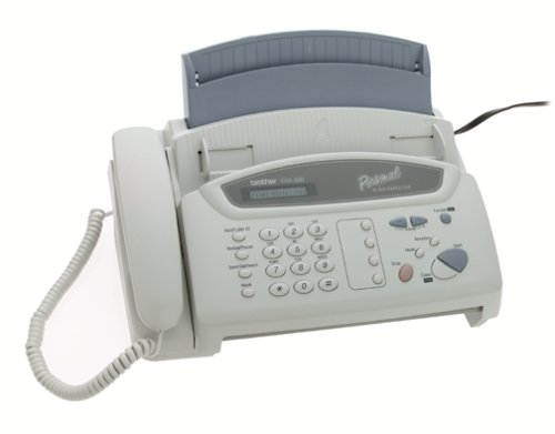 Brother FAX-560 Personal Plain Paper Fax, Phone, and Copier by Brother