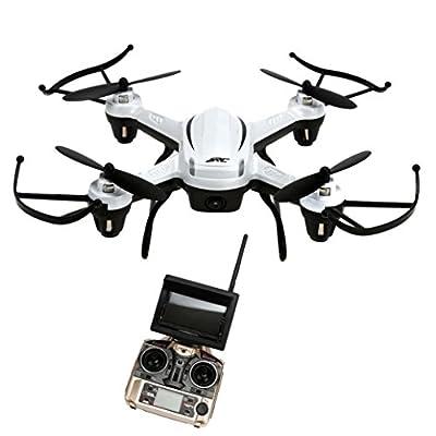 Tiean H32GH 5.8Ghz FPV 2.4Gh CF Aerial 6Axis 4CH Quadcopter RTF 2MP Camera Drone from Tiean