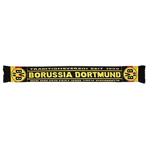 comment avoir style top nouvelles promotions Écharpe de supporter du Borussia Dortmund