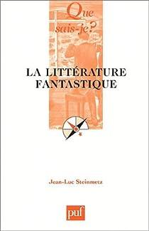 La littérature fantastique par Steinmetz