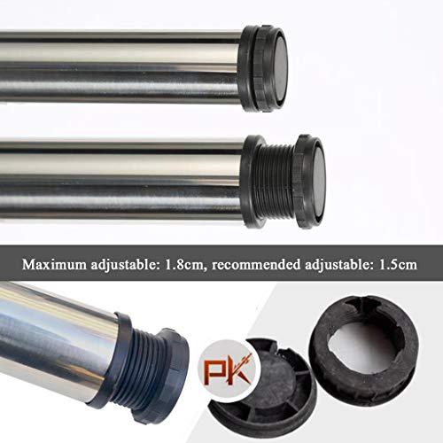 Bordsben matbord ben rostfritt stål stark bärförmåga kapacitet resistent korrosionsbeständighet bleknar inte lätt lämplig för barbord matbord