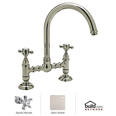 Rohl Country Kitchen Widespread 2 Kitchen Faucet