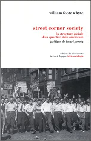 Lire des livres en ligne gratuitement sans téléchargement Street Corner Society. La structure social d'un quartier italo-américain ePub