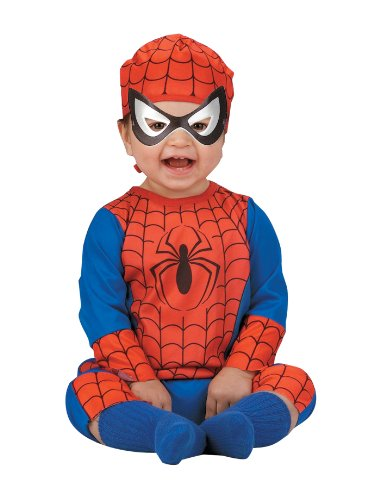 Spiderman Toddler Costume 5111T