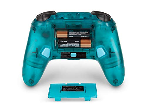 PowerA Enhanced Wireless Controller for Nintendo Switch Teal Frost 3
