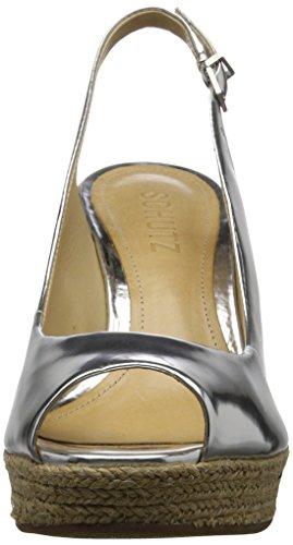 SCHUTZ S0-11872040 - Tacones Mujer Silber (Prata)