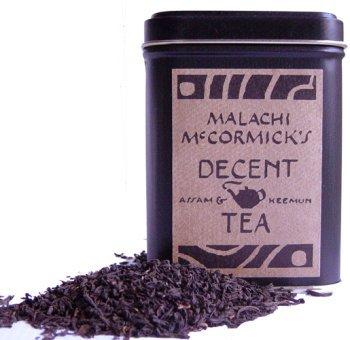 Malachi McCormick's Blend, Loose tea in 4 Ounce tin ()