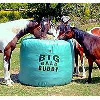 Big Bale Buddy - (Small) Round Bale Feeder