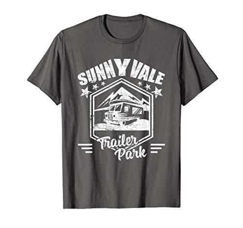 Little Trailer Giant - Sunnyvale Trailer Park T-Shirt