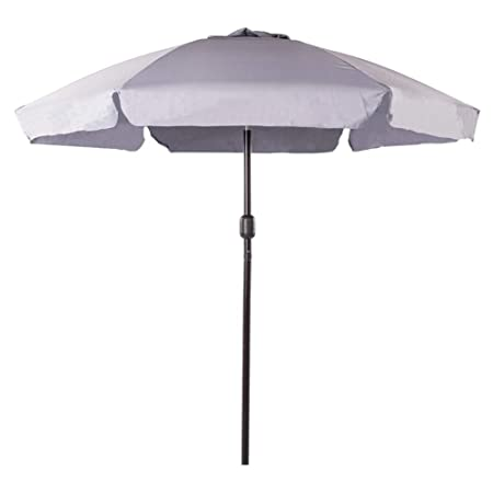 Amazon.com: Sombrilla de aluminio Sundale Outdoor para playa ...