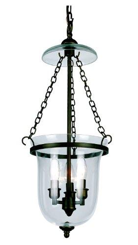 Rob 3 Light Pendant (Trans Globe Lighting 8705 ROB Indoor  Allure 11.75
