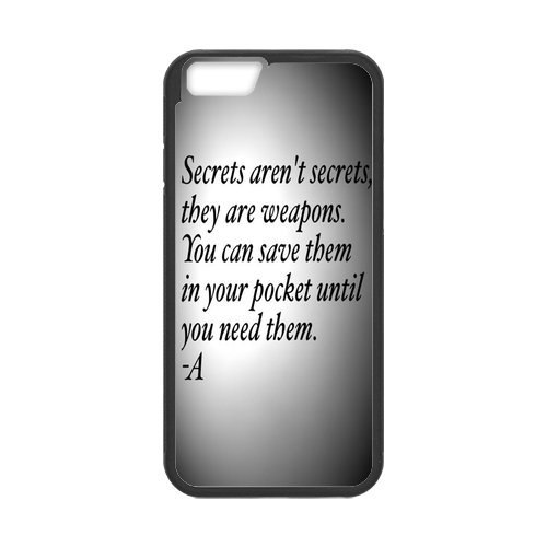 """Fayruz - iPhone 6 Rubber Cases, Pretty Little Liars Hard Phone Cover for iPhone 6 4.7"""" F-i5G153"""