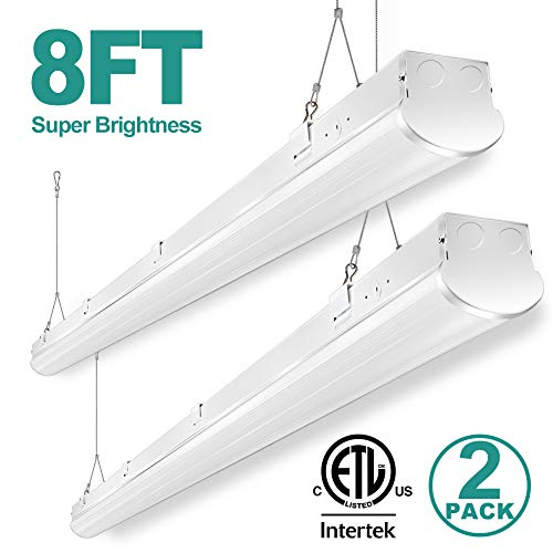 8 Foot Led Light Fixtures in US - 9