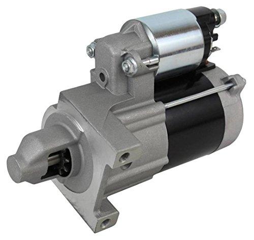 New Starter Motor - 4