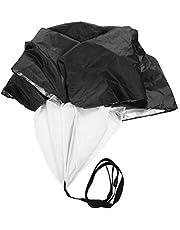 5-15 kg Weerstandsvoetbal Drag Parachute Loopparachute voor sporttraining(black)