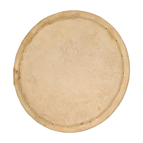 Dholak Goatskin Unloaded Head, 7'' by Mid-East
