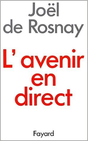 Livre L'Avenir en direct epub pdf
