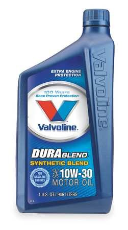 Valvoline VV296 Durablend, Synthetic Blend, 10W30, 1 Qt (1)