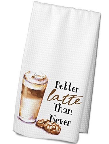 View Better Latte Than Never SVG