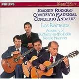 Rodrigo: Concierto Madrigal / Concierto Andaluz