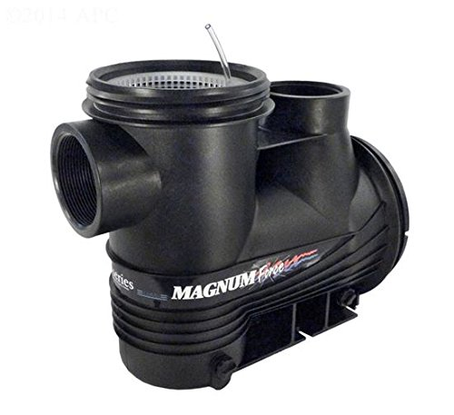 Jacuzzi 03-0907-01-R Magnum Force 3 Pool & Spa Pump Body with Plug