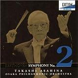 ベートーヴェン:交響曲第2番