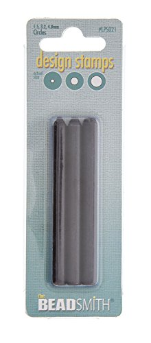 Circle Punch Set (1.5mm, 3.2mm, and 4.8mm) 3pc - LPS021