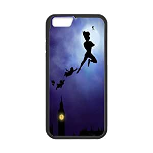 James-Bagg Phone case - Never Grow Up - Peter Pan Pattern Protective Case For Apple Iphone 6,4.7