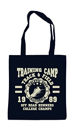 Training Camp Runners Bag Black Certified Freak