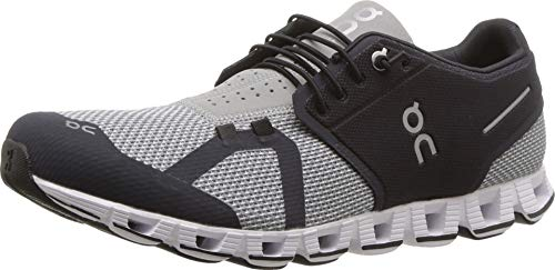 On Running Mens Cloud Road Shoes Black/Slate SZ 9.5 (Best Shoes On Feet)