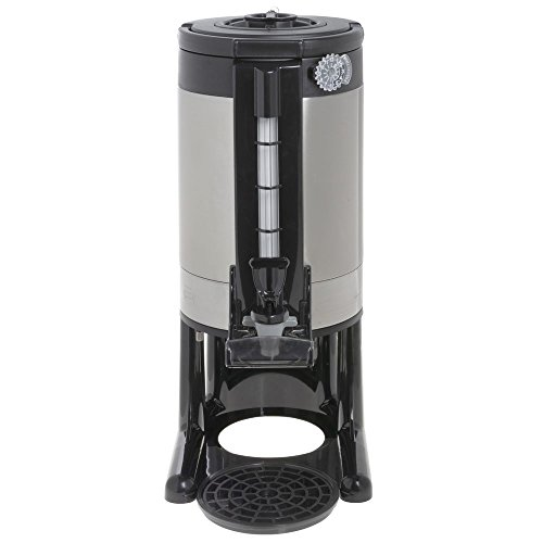 - HUBERT 1.5 gal Thermal Gravity Tea & Coffee Dispenser