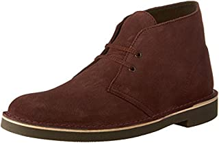 CLARKS Men's Bushacre II Bordeaux Suede Shoe (B01F07K5DE) | Amazon price tracker / tracking, Amazon price history charts, Amazon price watches, Amazon price drop alerts