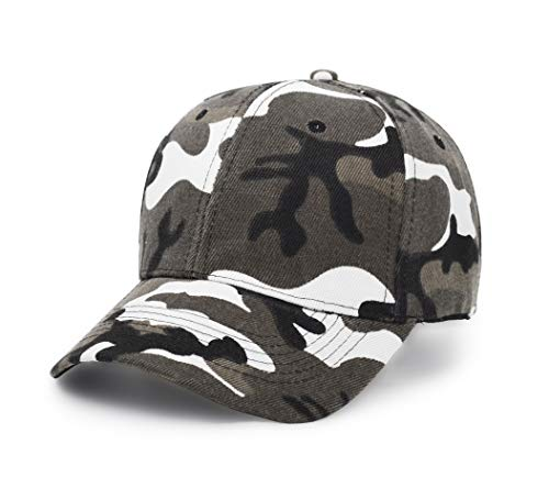 UltraKey Mens Army Military Camo Cap Baseball Casquette Camouflage Hats for Men Hunting -