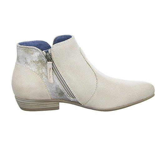Tamaris 1-1-25327-28-424 - Botas para mujer 36 shell comb